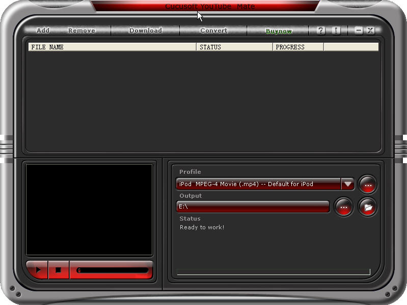 How-to enjoy YouTube videos on iPod/PSP/iPhone/Zune/Mobile Screen-youtube-mate