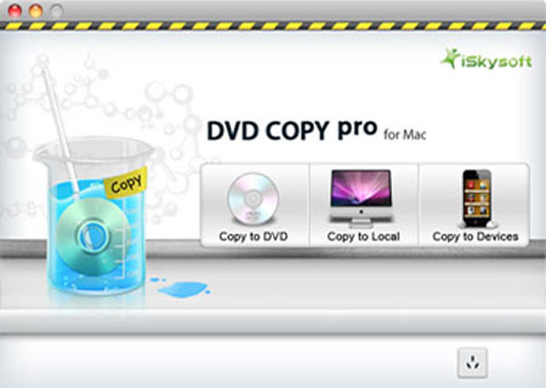Need a copy of your DVD Mac OS X does that