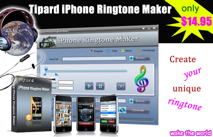 iphone ringtone maker confusing iphone problem 2323