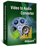 box of 4videosoft Video to Audio Converter