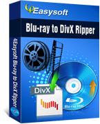 box of 4easysoft blu-ray to divx ripper