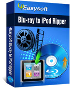 box of 4easysoft blu-ray to ipod ripper
