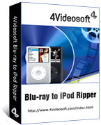 Blu-ray to iPod Ripper
