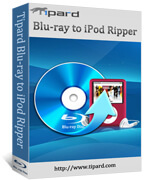 Tipard Blu-ray to iPod Ripper