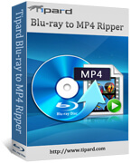 Tipard Blu-ray to MP4 Ripper