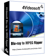 Blu-ray to MPEG Software