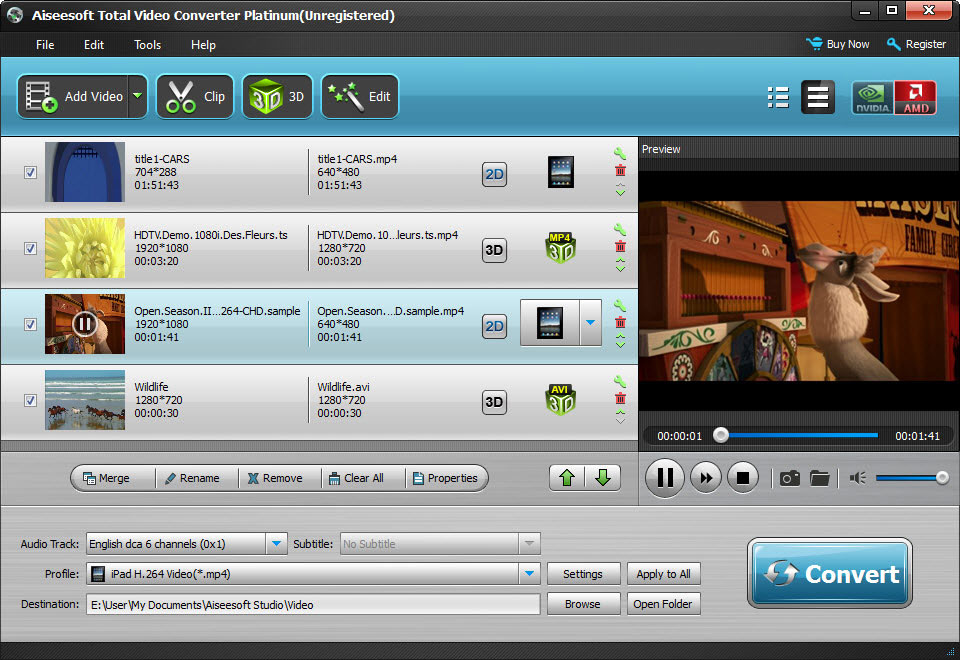 Aiseesoft total video converter convert wmv to avi mkv to avi aiseesoft total video converter platinum ccuart Choice Image