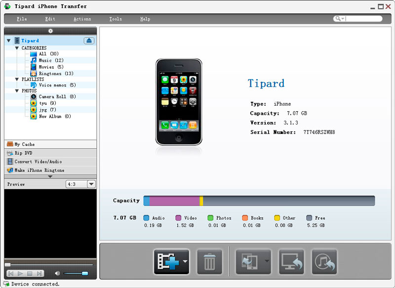 how to get iphone photos from pc backup