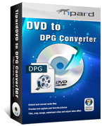 tipard dvd to dpg converter