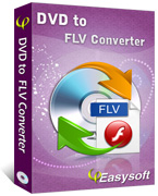 box of 4easysoft dvd to flv converter