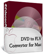 Best DVD to FLV Converter for Mac