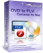 box of tipard dvd to flv converter for mac