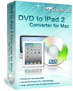 Best DVD to iPad 2 Converter for Mac
