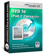 DVD to iPad 2