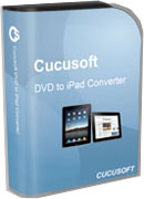 box of cucusoft DVD to ipad Software