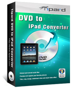 box of tipard DVD to iPad Converter