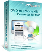 best DVD to iPhone 4S converter for mac