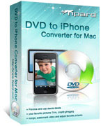 Best DVD to iPhone Converter for Mac