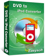 box of 4easysoft dvd to ipod converter
