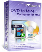 Best DVD to MP4 Converter for Mac