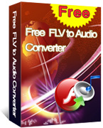 Free FLV to Audio Converter
