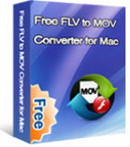 Free FLV to MOV Converter for Mac