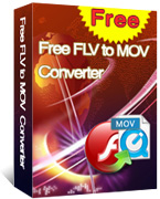 Free FLV to MOV Converter