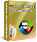 Free FLV to MPEG Converter for Mac
