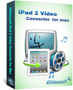 best iPad 2 Video Converter for Mac