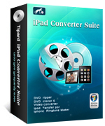 box of tipard ipad converter suite