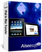 aiseesoft iPad to mac Transfer box