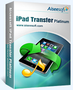 Aiseesoft iPad Transfer box