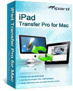 ipad transfer pro for mac