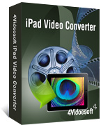 box of 4videosoft ipad video converter