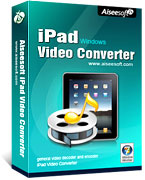 best iPad video Converter