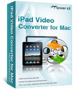 box of tipard ipad video converter for mac