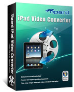 box of tipard ipad video converter