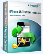 iPhone 4s Transfer