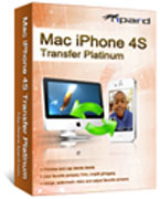 iPhone 4s transfer for mac