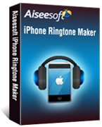 aiseesoft iPhone Ringtone Maker box