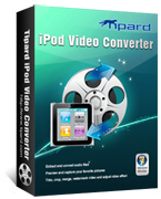 box of tipard ipod video converter