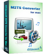 M2TS Video Converter for Mac