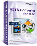 tipard m2ts video converter for mac