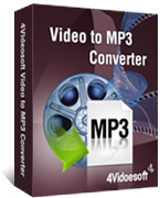 4Videosoft Video to MP3 Converter