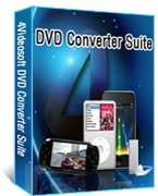 box of 4videosoft dvd to mp4 suite