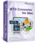 MTS Video Converter for Mac