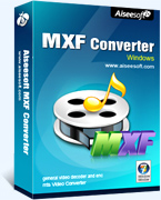box of best mxf Converter