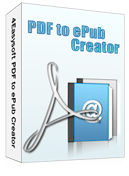 box of 4Easysoft PDF to ePub Creator