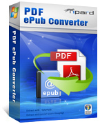 box of Tipard PDF ePub Converter