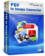 box of Tipard PDF to Image Converter